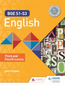 BGE S1-S3 English: Third and Fourth Levels, Paperback / softback Book