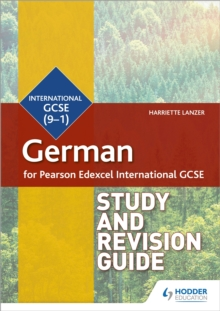 Pearson Edexcel International GCSE German Study and Revision Guide, EPUB eBook
