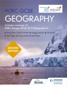 WJEC GCSE Geography A Second Edition, Paperback / softback Book