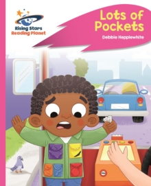 Reading Planet - Lots of Pockets - Pink C: Rocket Phonics, EPUB eBook