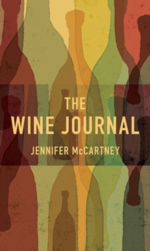 The Wine Journal, Paperback Book