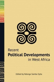RECENT POLITICAL DEVELOPMENTS IN WEST AF, Paperback Book