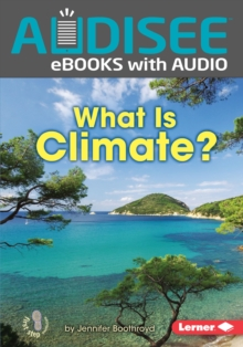 What Is Climate?, EPUB eBook
