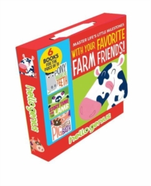 Hello Genius Favorite Farm Friends Box, Paperback / softback Book