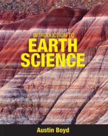 Introduction to Earth Science, Paperback / softback Book