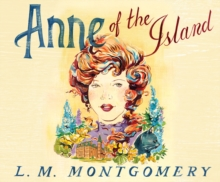 Anne of the Island, eAudiobook MP3 eaudioBook