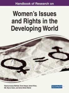 Handbook of Research on Women's Issues and Rights in the Developing World, Hardback Book