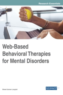 Web-Based Behavioral Therapies for Mental Disorders, Hardback Book