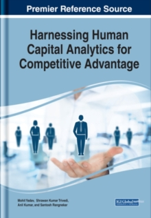 Harnessing Human Capital Analytics for Competitive Advantage, Hardback Book