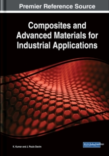 Composites and Advanced Materials for Industrial Applications, Hardback Book