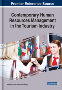 Contemporary Human Resources Management in the Tourism Industry, Hardback Book