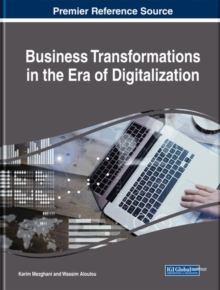 Business Transformations in the Era of Digitalization, Hardback Book