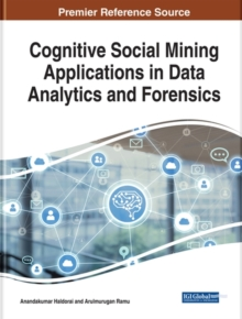 Cognitive Social Mining Applications in Data Analytics and Forensics, Hardback Book