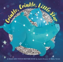 Crinkle, Crinkle, Little Star : Trace the Stars, Hear Them Crinkle, Board book Book