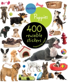 Eyelike Stickers: Puppies, Paperback / softback Book