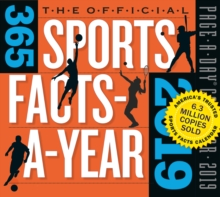 2019 the Official 365 Sports Facts a Year Page-A-Day Calendar, Calendar Book