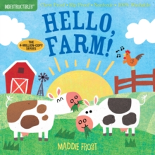 Indestructibles: Hello, Farm!, Paperback / softback Book