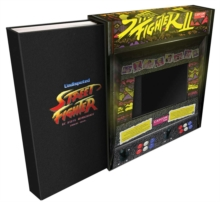 Undisputed Street Fighter Deluxe Edition: A 30th Anniversary Retrospective, Hardback Book