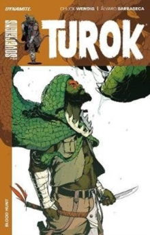 Turok Vol. 1: Blood Hunt, Paperback Book