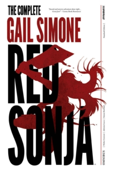 The Complete Gail Simone Red Sonja Oversized Ed. HC, Hardback Book