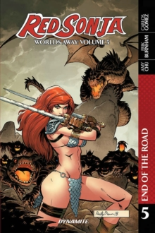 Red Sonja Volume 5: Post-Worlds Away, Paperback / softback Book