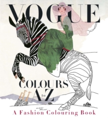 Vogue Colours A-Z, Paperback Book