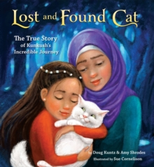 Lost And Found Cat, Hardback Book
