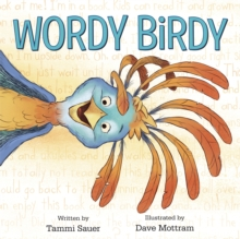 Wordy Birdy, Hardback Book