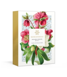 Winter Botanicals : 12 Note Cards and Envelopes, Cards Book