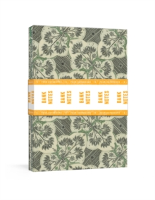 Bank Notes : Four Notebooks, Other printed item Book