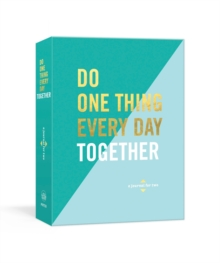 Do One Thing Every Day Together : A Journal for Two, Diary Book