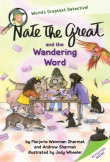 Nate the Great and the Wandering Word, Paperback / softback Book