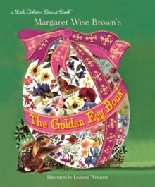 Golden Egg Book, Board book Book