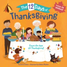 The 12 Days of Thanksgiving, Paperback / softback Book