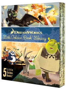 Dreamworks Little Golden Book Library, Hardback Book