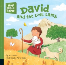 David and the Lost Lamb, Board book Book