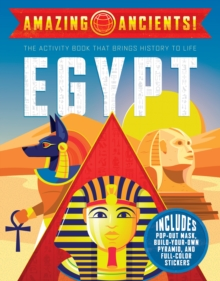Amazing Ancients! : Egypt, Paperback / softback Book