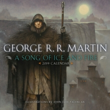2019 A Song Of Ice And Fire Calendar : Illustrations by John Jude Palencar, Calendar Book