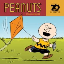 Peanuts 2020 Collectible Print with Wall Calendar, Calendar Book
