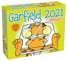 Garfield 2021 Day-to-Day Calendar, Calendar Book
