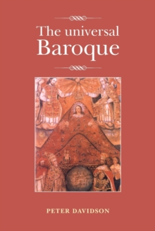 The Universal Baroque, Paperback / softback Book