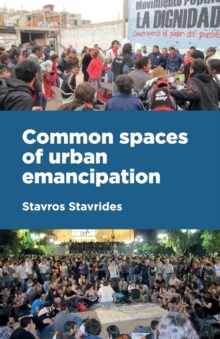 Common Spaces of Urban Emancipation, Paperback / softback Book