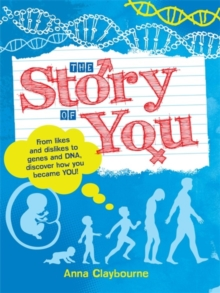 The Story of You, Paperback / softback Book