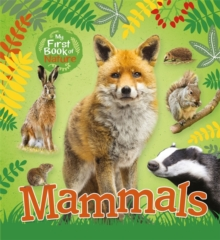 My First Book of Nature: Mammals, Paperback / softback Book
