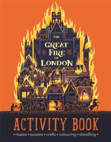 Great Fire of London Activity Book, Paperback / softback Book