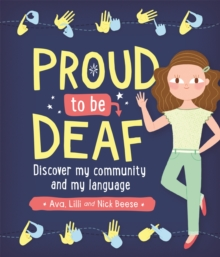 Proud to be Deaf, Paperback / softback Book