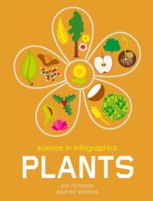 Science in Infographics: Plants, Hardback Book