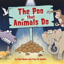 The Poo That Animals Do, Paperback / softback Book