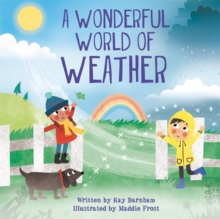 Look and Wonder: The Wonderful World of Weather, Paperback / softback Book