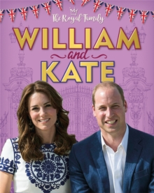The Royal Family: William and Kate : The Duke and Duchess of Cambridge, Hardback Book
